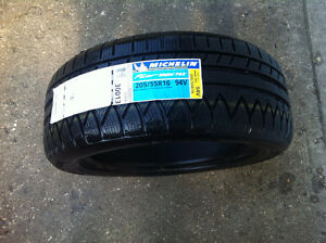 1 - 205/55R16 Michelin Pilot Alpin PA3 - BRAND NEW