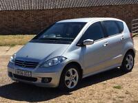 2006 Mercedes-Benz A180 2.0TD CDI Avantgarde SE 5 Door