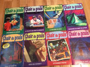 CHAIR  DE  POULE  …  9 ans +