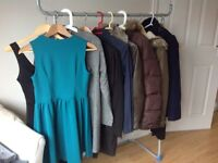 Ladies Designer coats and dresses excellent condition size 8 10