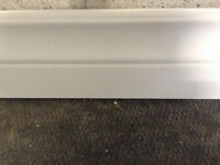 Mdf base board trim