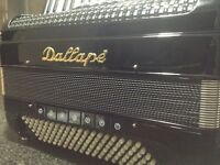 Dallape Accordion 2010 brand new look