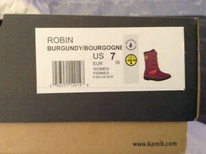 Womens Kamik Winter Boots Never Worn