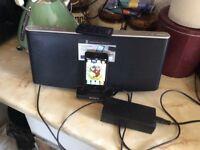Sony iPod dock with iPod 2 generation