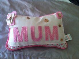 As new mum pillow