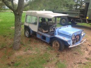 1977 Mini Moke