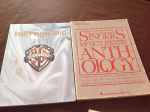SINGERS ANTHOLOGY GUITAR, PIANO AND VOICE