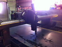 CNC Plasma Cutter & Table