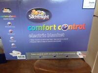 Silentnight Comfort Control Double Electric Blanket