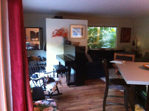 Cozy 2 Bedroom upper level of home close to downtown Vernon