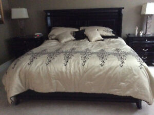 King Size Bedroom Set - 9 piece