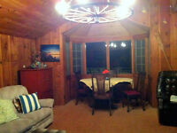 Families beach cottage rental - incl. spot for your boat