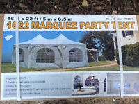Party tent wedding tent