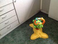 Baby rocking toy