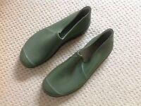 Wellie shoes, size 9