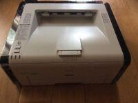 Ricoh 213w wifi laser printer