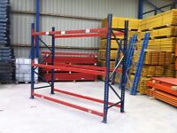 MECALUX HEAVY DUTY INDUSTRIAL COMMERCIAL WAREHOUSE LONGSPAN PALLET RACKING BAY