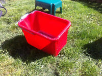 A bucket for sale