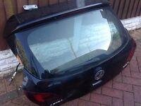 Vauxhall Astra J boot lid
