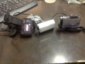 Caméra Sony hdr-azivr