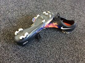 Astro, football boots and trainers size 8 and 9