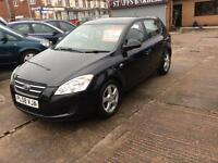 2008/08 Kia ceed 1.4 Special Edition SR HATCHBACK 5DR