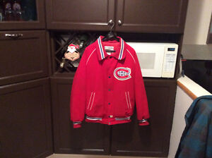 Montreal Canadiens corduroy jacket