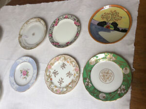 Vintage Lot of Bread & Butter Dishes