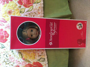 American Girl Kit, Book, and Accesories Mint Condition