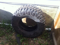 Must Sell! Brand new mickey thompson tire