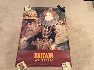 Lot of posters britain Stratford Kitchener Area image 4