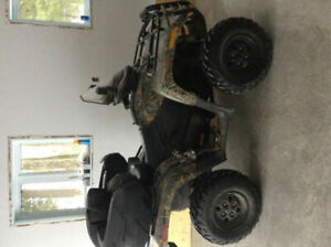 2011 Arctic Cat TRV 700