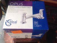 Bath Taps Ideal Standard Brand New.