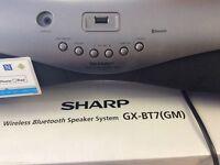 Sharp Bluetooth Speaker
