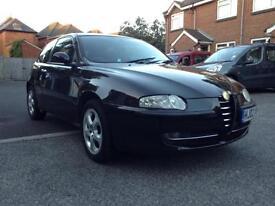 2002 Alfa Romeo 147 1.6 T.Spark Lusso.......£500......