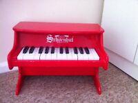 RARE First 25 key piano