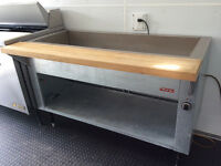MKE Food warmer for Food truck