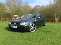 VW Golf GTI 1.8 Turbo 3 door mk4