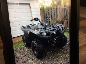 2008 grizzly 700 power stering 6200$