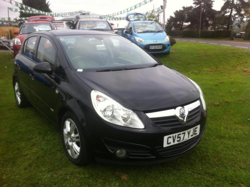 2007 vauxhall corsa 1 3 cdti 90 design in caerphilly gumtree. Black Bedroom Furniture Sets. Home Design Ideas