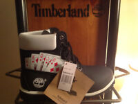 Timberland Boot Poker Size/Taille 8 *NEUF/BRAND NEW**