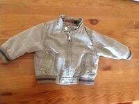 Original Ted Baker baby boys designer jacket 6-9 months barely used