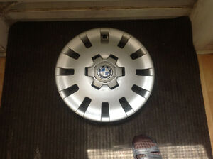 BMW wheel cap 17""