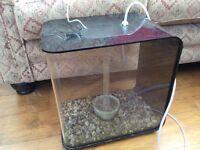Bi orb designer aquarium