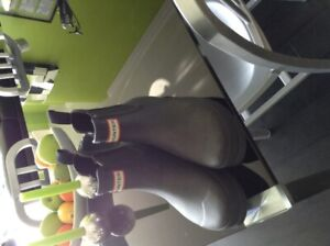 Womens Hunter Boots …. Chelsea ...size 8.5/9