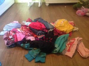 Lot de vêtements fille 24 mois à 2 ans