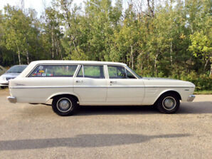 1967 Ford Falcon Station Wagon