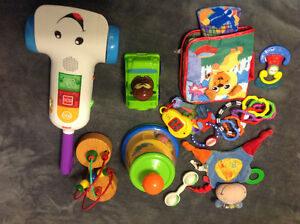 Great bunch of baby toys!!!