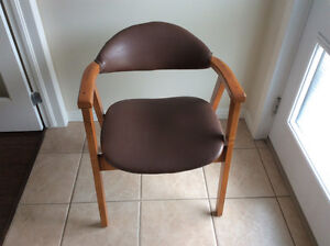 Chaise style Norvègien , Mid Century