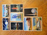 Postcards - 1939 New York Worlds Fair
